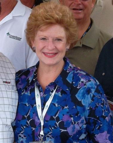 U.S. Sen. Debbie Stabenow, (D) Michigan