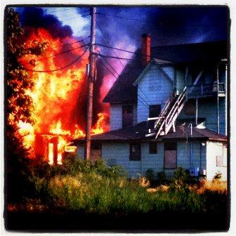 Arsonists face harsher penalties in Michigan.