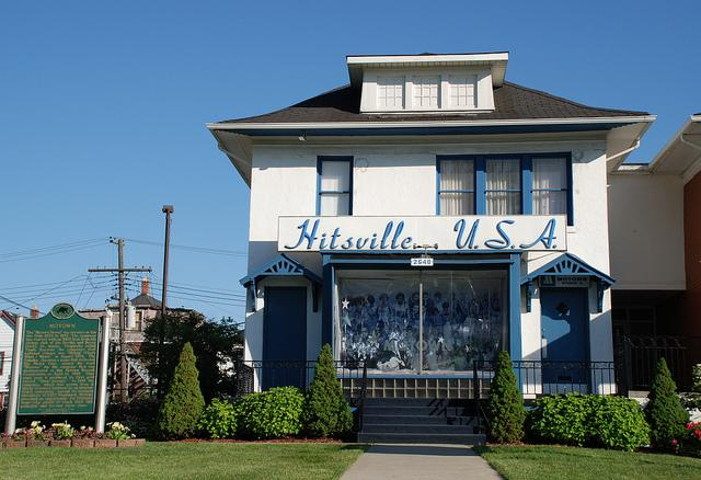 "Esther Gordy Edwards started the Motown Museum in 1985. After a recent visit, Sir Paul McCartney ""adopted"" one of Hitsville's historic pianos and had it restored by Steinway."