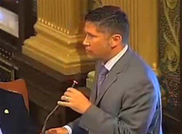 State Representative Tim Melton (D-Pontiac) is leaving the Michigan legislature.