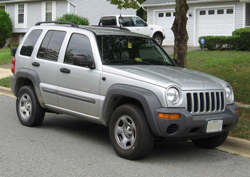 The National Highway Traffic Safety Administration is investigating the airbags in Jeep Liberty vehicles from 2003-2004 .