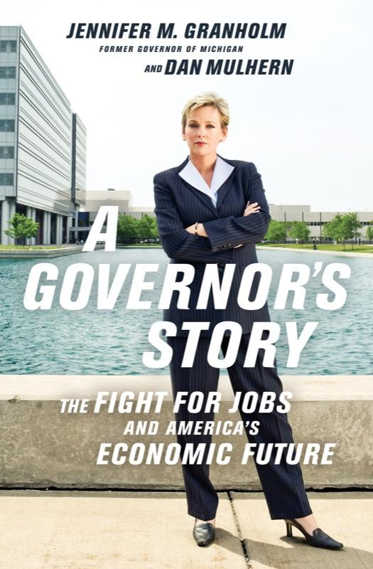 Former Michigan Governor Jennifer Granholm recounts her time in Lansing.