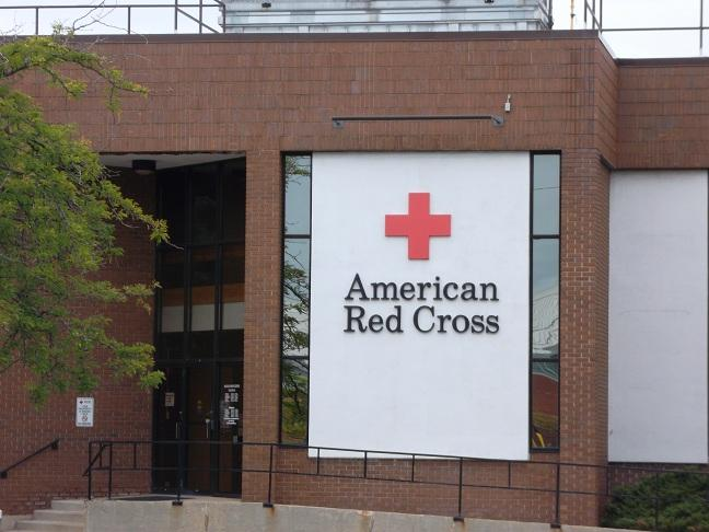 The Lansing office of the American Red Cross