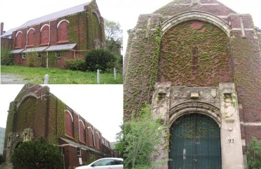 The Sugar Hill Arts District will use ArtPlace funds to buy an abandoned church and turn it into a new arts venue.