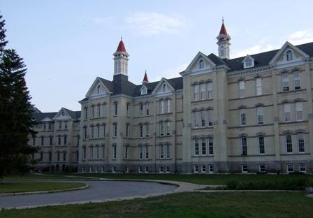 Developers used tax credits to redevelop a former mental hospital in Traverse City