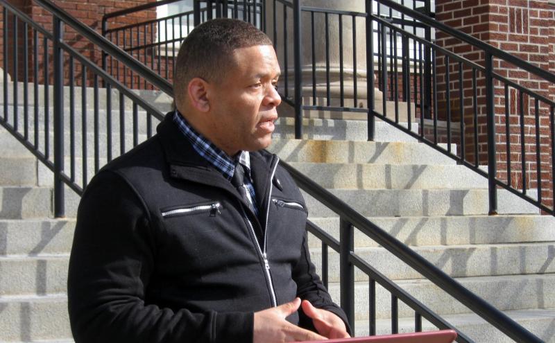 Bernard Taylor has led Grand Rapids schools for 5 years.