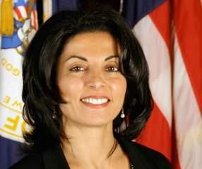 Turkia Mullin became the director of Detroit Metro Airport in August 2011, leaving her post as Wayne County economic development director. She received a $200,000 severance package in the switch from one county position to another.