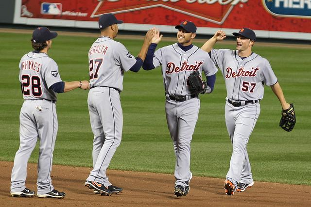 The Detroit Tigers are in the playoffs, and the Lions are 3-0.