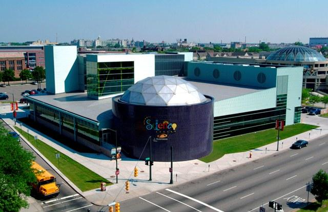 The Detroit Science Center is slated to re-open Oct. 27 if it raises $5 million.
