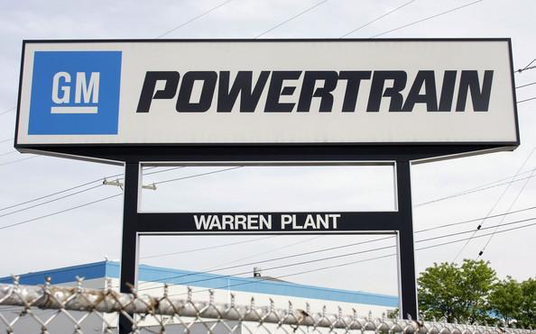 General motors to invest 325 million at warren for General motors asset management corp