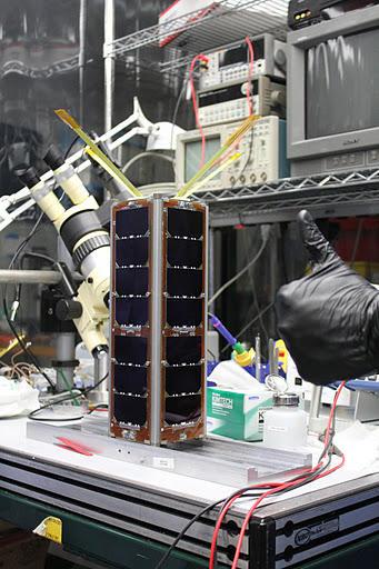 The RAX satellite