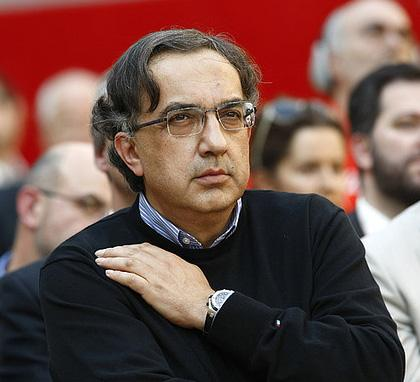 Chrysler CEO Sergio Marchionne says he wants to eventually do away with the two-tier pay system.