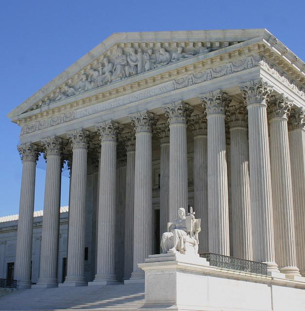 Arguments involving a church in Michigan will be heard today in the U.S. Supreme Court.