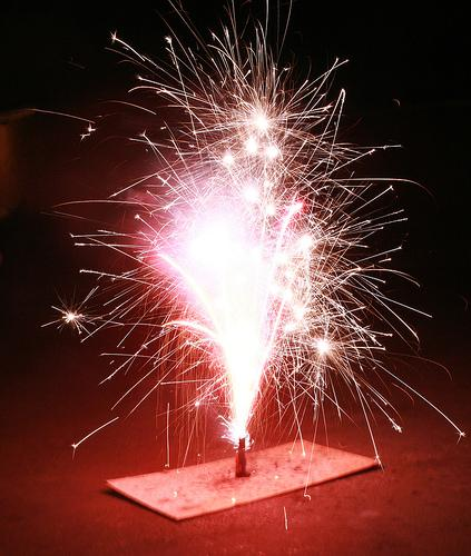 A Roman Candle