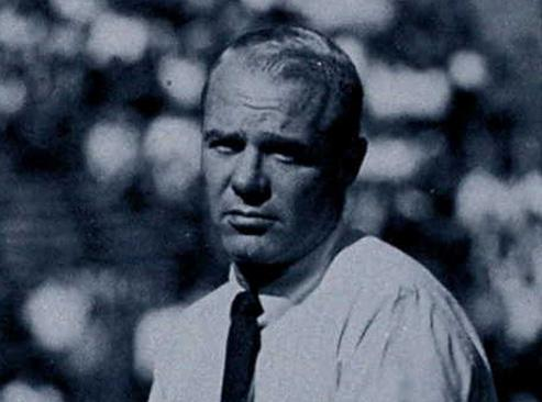 Bump Elliott in 1961. He was the head coach of the University of Michigan Football team before Bo Schembechler.