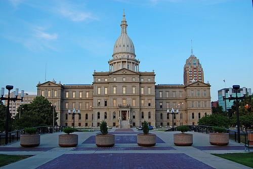 Michigan Capitol Building, Lansing, MI