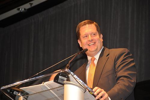 Michigan State House Speaker Jase Bolger.