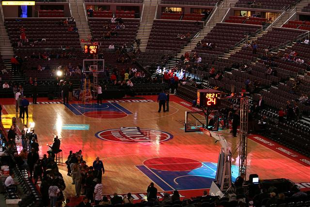 The Palace in Auburn Hills
