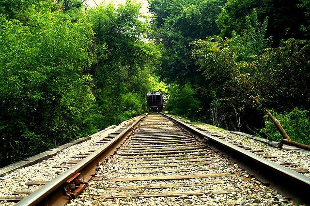 The 135 miles of rail line from Dearborn to Kalamazoo will be owned by the state of Michigan. The state is purchasing the line from Norfolk Southern Railway with the help of federal stimulus money. Once completed, the upgraded line will increase speeds.