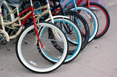 "The Spoke Folks, a Grand Rapids non-profit, wants to put ""More Butts On Bikes"" and help people maintain them."
