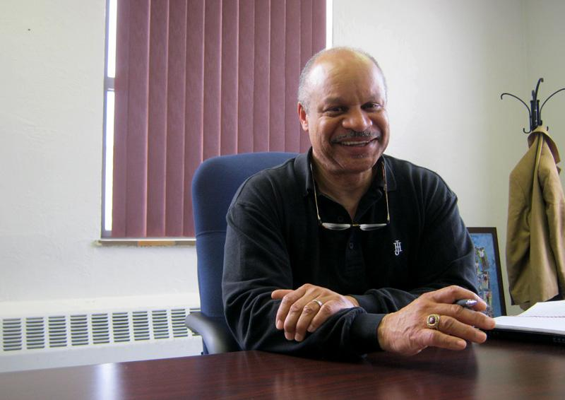 """Joe Harris, the emergency manager in Benton Harbor, says the only authority local officials have after an EM is appointed by the state, """"is the authority that's provided to them or is given to them by the emergency manager."""""""