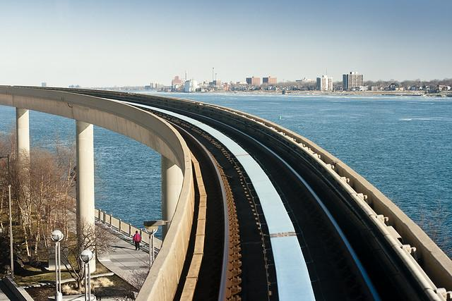 The People Mover in Detroit has come up with funds to remain open through June 2013.