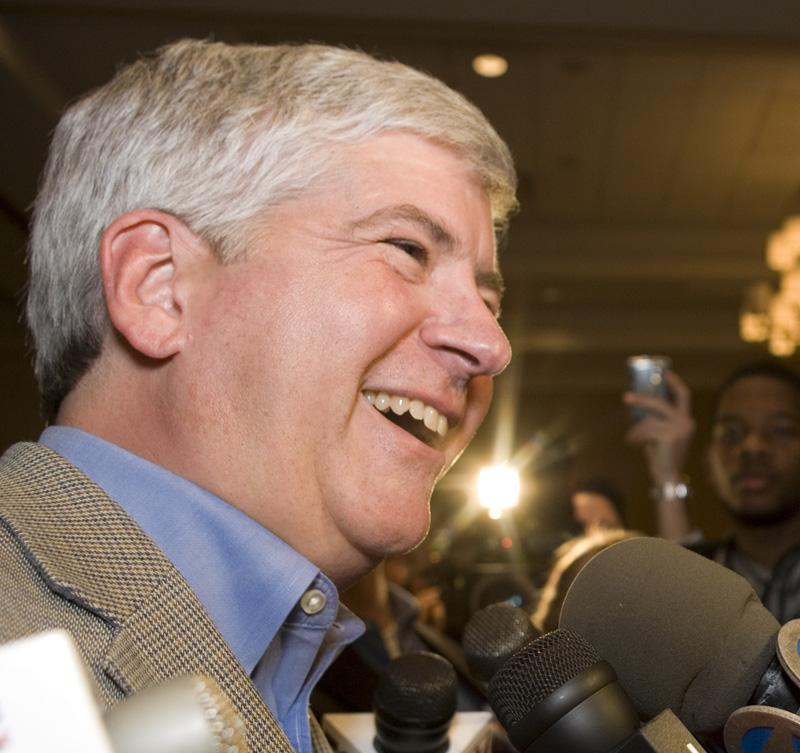 Governor Rick Snyder signed major changes to workers compensation and unemployment into law today.