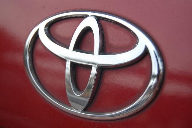 Toyota sales for cars and trucks are up 31%