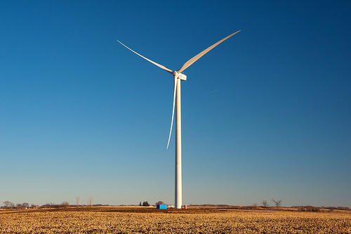 Wind power could feature prominently in Michigan energy production if voters amend the state constitution to include a new renewable energy standard.