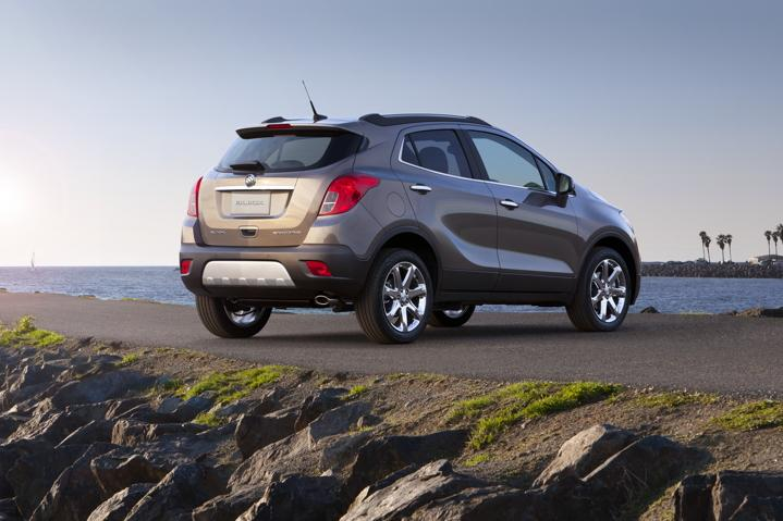 The 2013 Buick Encore