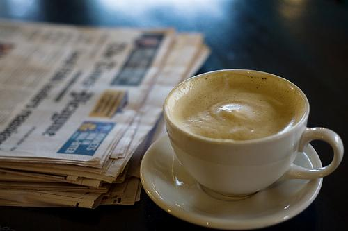 Morning News Roundup, Monday, January 16th,  2012