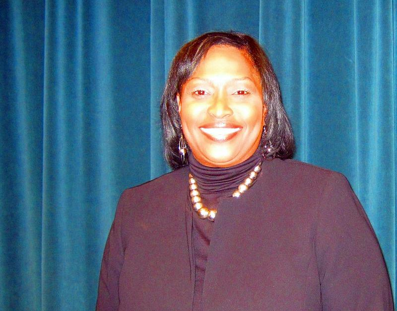 GRPS Superintendent Teresa Weatherall Neal