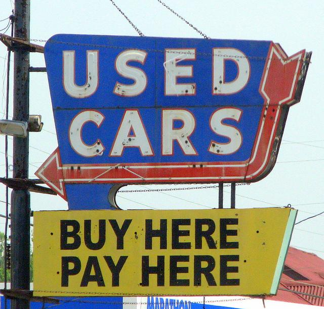 Pay Here Buy Here >> 6 Tips On Buy Here Pay Here Car Lots Michigan Radio