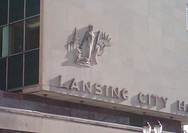 City Hall building, Lansing, Michigan
