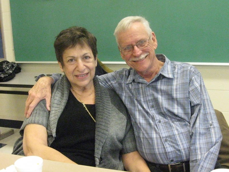 Judith Narrol and Ed Storement rekindled their love after 56 years apart.