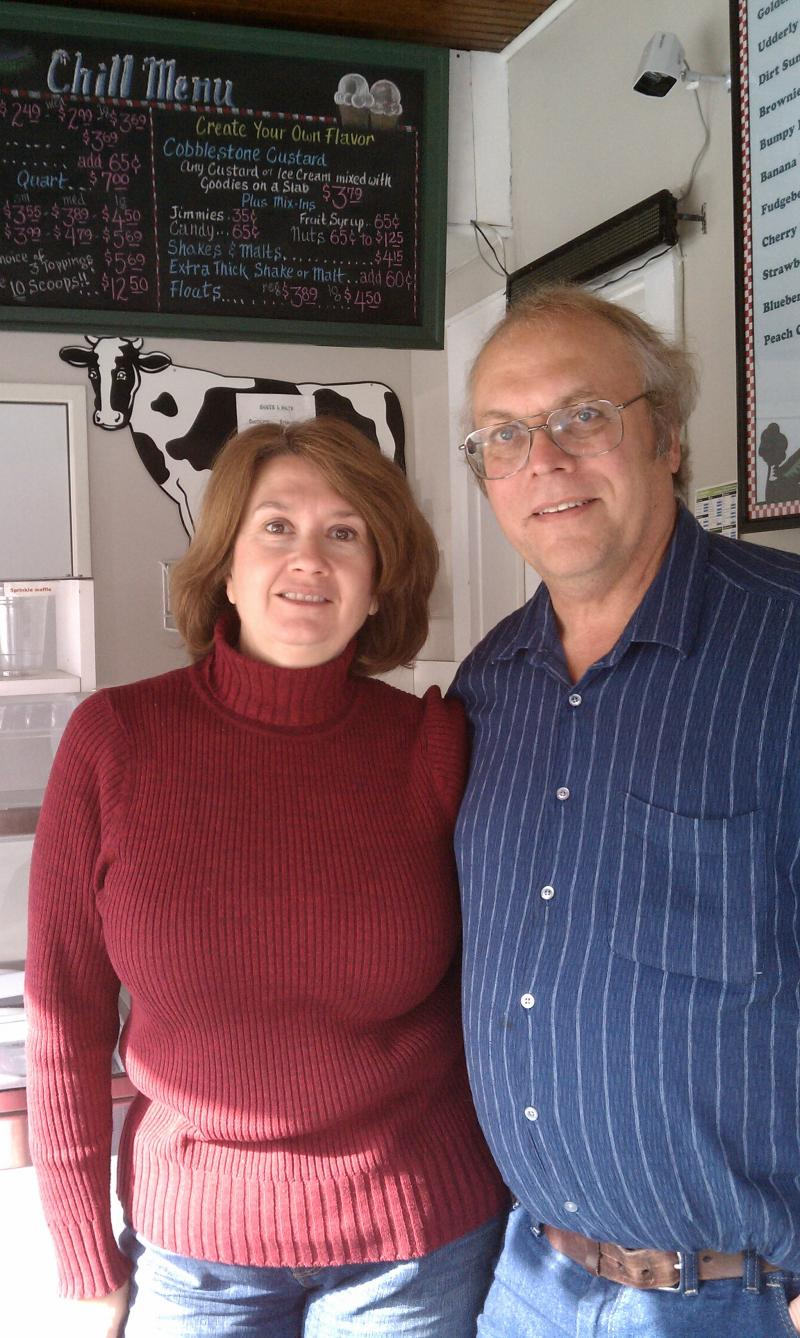 Jan and Jim Stoffer are small business owners in Delafield, Wisconsin
