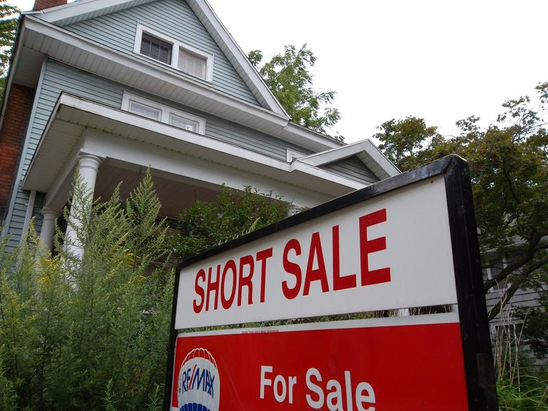 A sign of the times in Michigan's real estate market