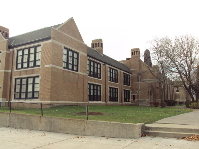 Southwestern High School is one of the Detroit schools that will close for good.