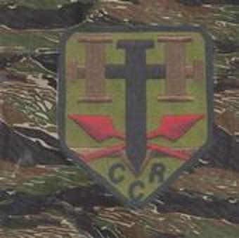 A Hutaree Militia patch