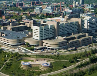 The University of Michigan Health System will house a new center for HIV research.