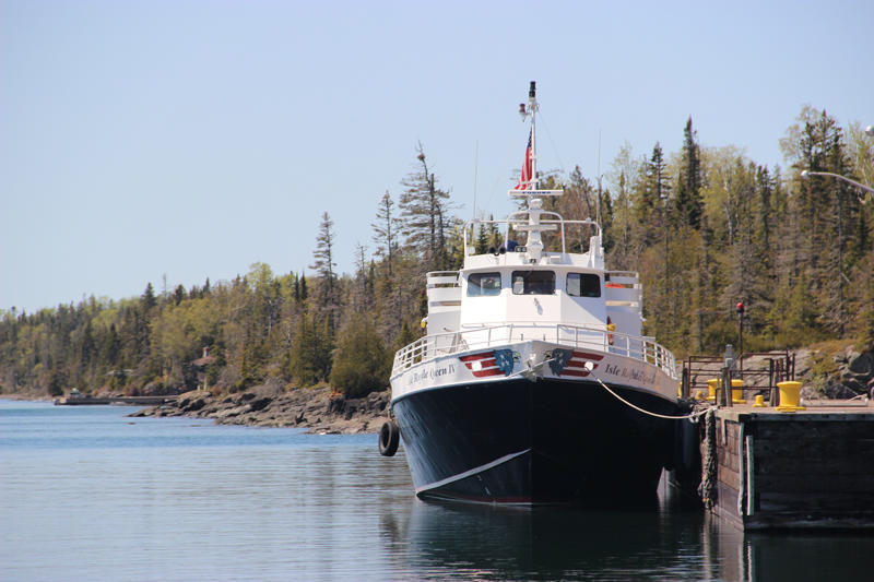 The Isle Royale Queen IV