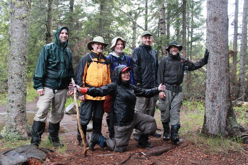 Moosewatch volunteers