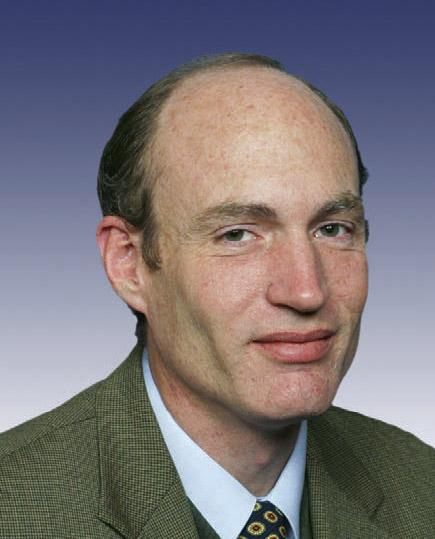 Rep. Thaddeus McCotter, (R) Michigan