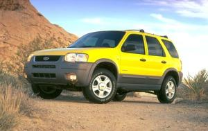 The 2001 Ford Escape