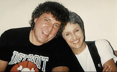 Bob Babbitt with Joan Baez