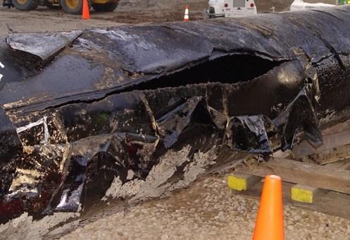 Broken Pipeline
