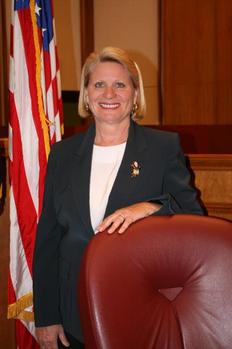 Secretary of State Ruth Johnson