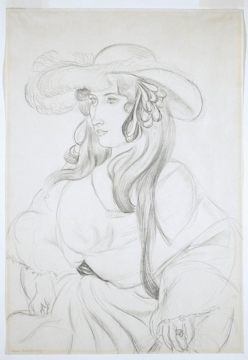 Matisse - The Plumed Hat