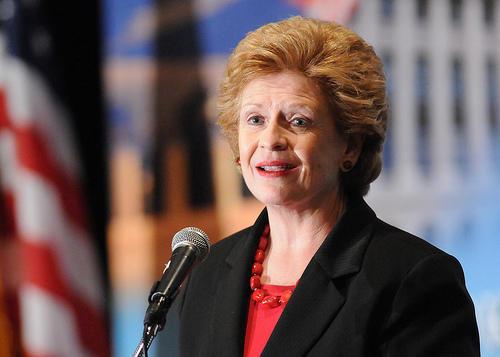 U.S. Senator Debbie Stabenow (D-MI).