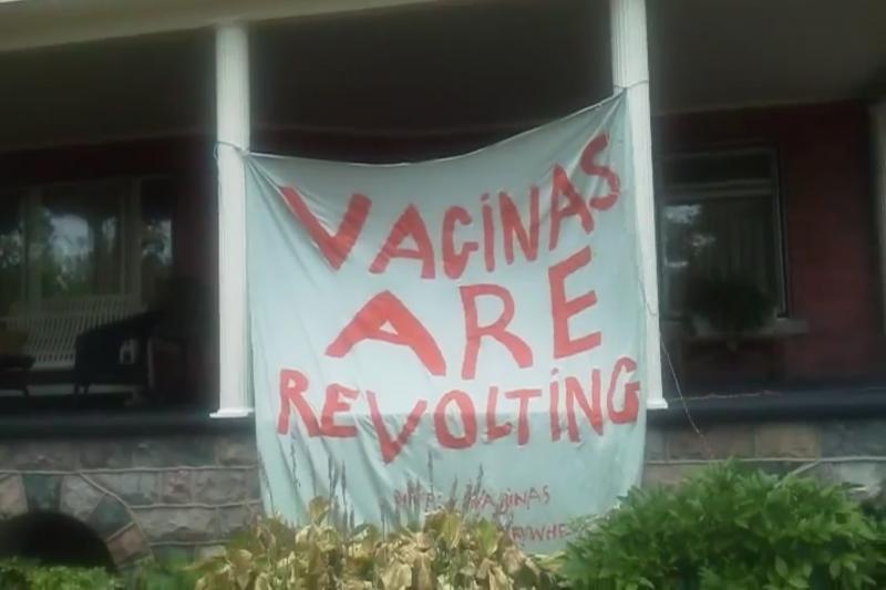 Vagina Banner